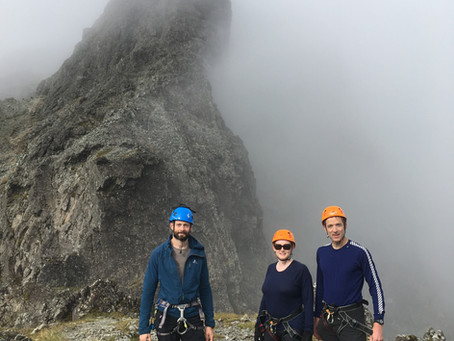 Skye Munros course, Day 2