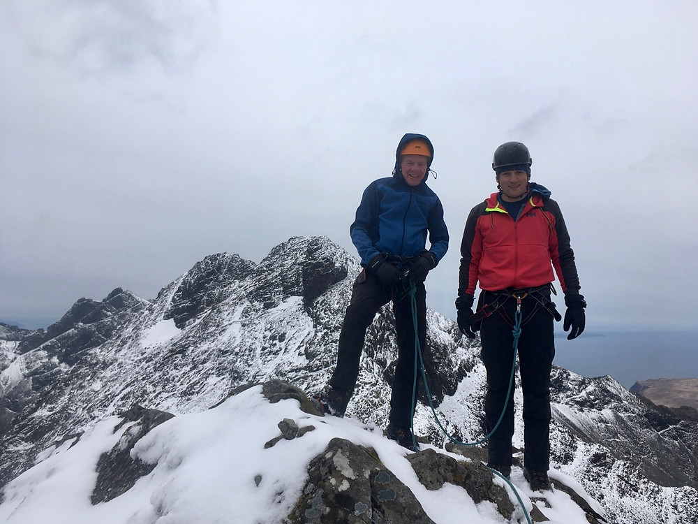 Guided skye munros course