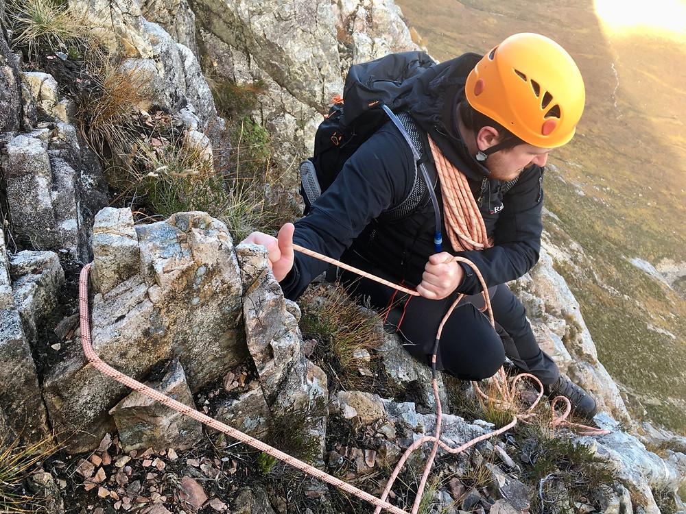 Glencoe mountaineering course
