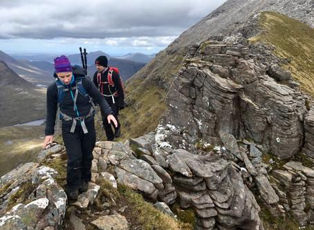 Torridon Munros course