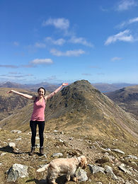 Guided walk on Glen Coe Munros