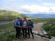 Ben Nevis guided walk