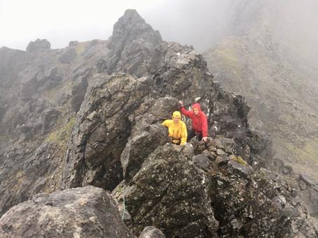 Skye Cuillin Munros