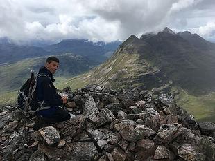 View of Torridon Munros