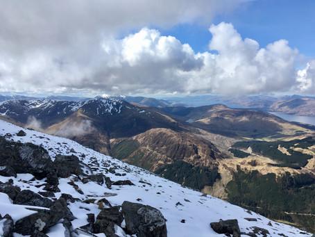 Ben Nevis, Mountain Track