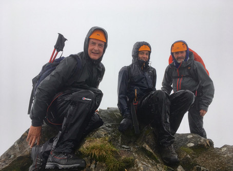 Skye Munros course