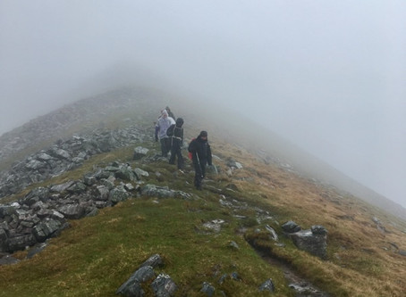 Wild in the Mamores