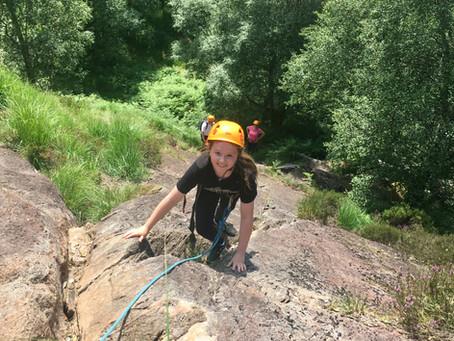 Intro to climbing, Glen Nevis
