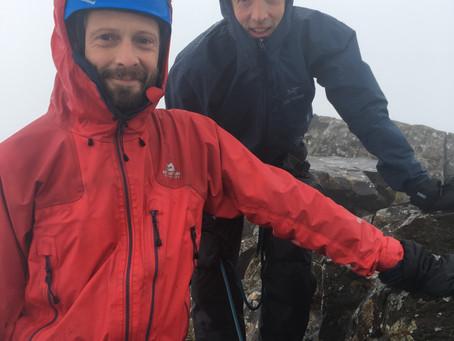 Skye Munros course, day 3