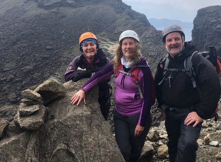 Skye southern Munros