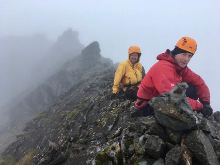 Skye Munros day 3