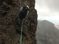 Guided ascent of the Inaccessible Pinnacle