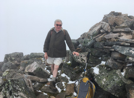 Liathach, northern pinnacles, Torridon