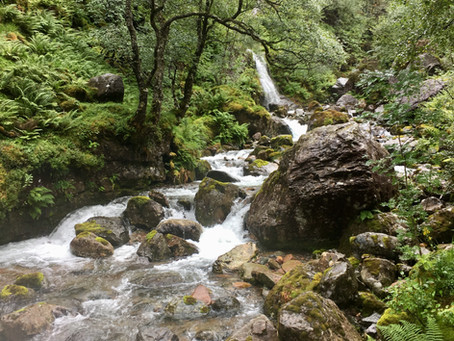 Lost Valley, Glen Coe