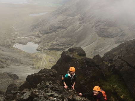 Skye Munros, southern 4