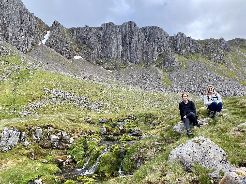 Guided walk up Stob Corie nan Lochan, Glencoe