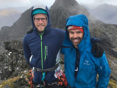 Sgurr nan Gillean and An Basteir,Skye