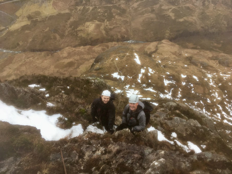 Zig Zags direct, Glen Coe