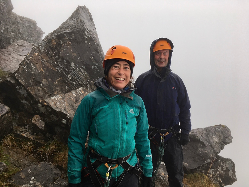 Skye munro course, Sgurr MhicChoinnich