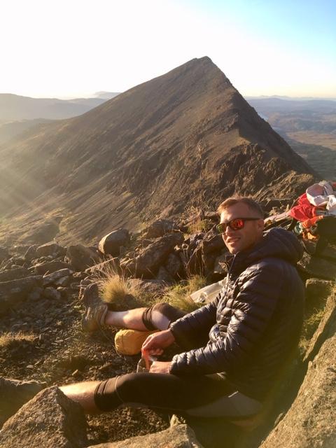 Skye Cuillin ridge traverse