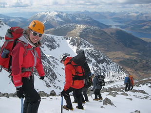 Winter Skills course Fort William