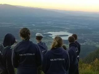 Potovalni tabor po Alpe Adria Trail