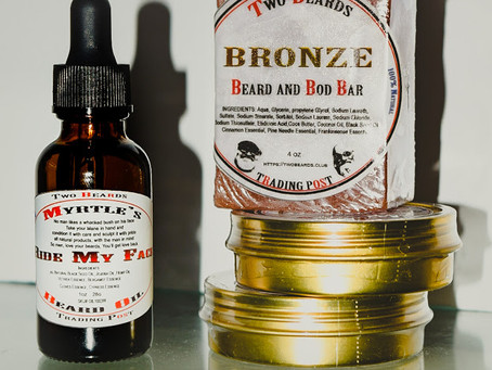 Benefits of a Few Ingredients Two Beards Uses