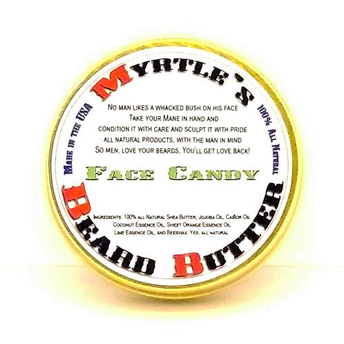 100% Natural Beard Butter - Face Candy
