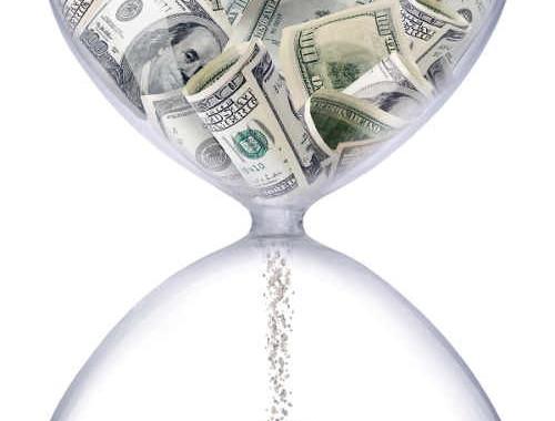 L'argent, c'est du temps !