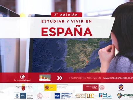 """""""Estudiar y vivir en España. 3° Edición"""""""