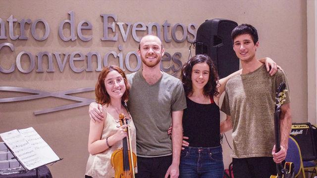 Broken Miusics se presentó en el Programa IgualDar