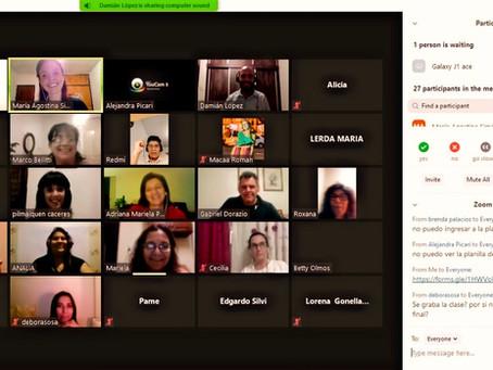 Prácticas educativas en la virtualidad: Iniciamos las capacitaciones en Google Classroom