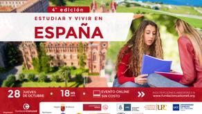 """""""Estudiar y vivir en España. 4° Edición"""""""