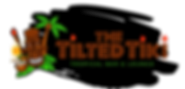 the tilted tiki tropical bar & restauant logo