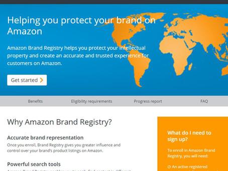 아마존 브랜드 등록(Amazon Brand Registry)을 위한 미국 상표 등록 주의사항