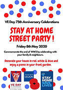 VE DAY 75 - 8th May 2020