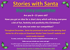 STORIES WITH SANTA - Short story competition