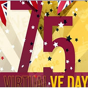 VE DAY 75TH ANNIVERSARY 8TH MAY 2020