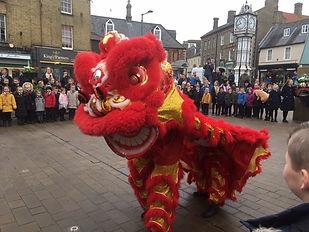 Downham Market Lion dance 2019.jpg
