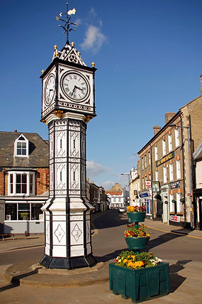 Downham Market Town Clock.jpg