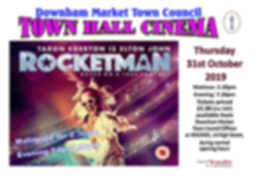 Cinema - Rocketman