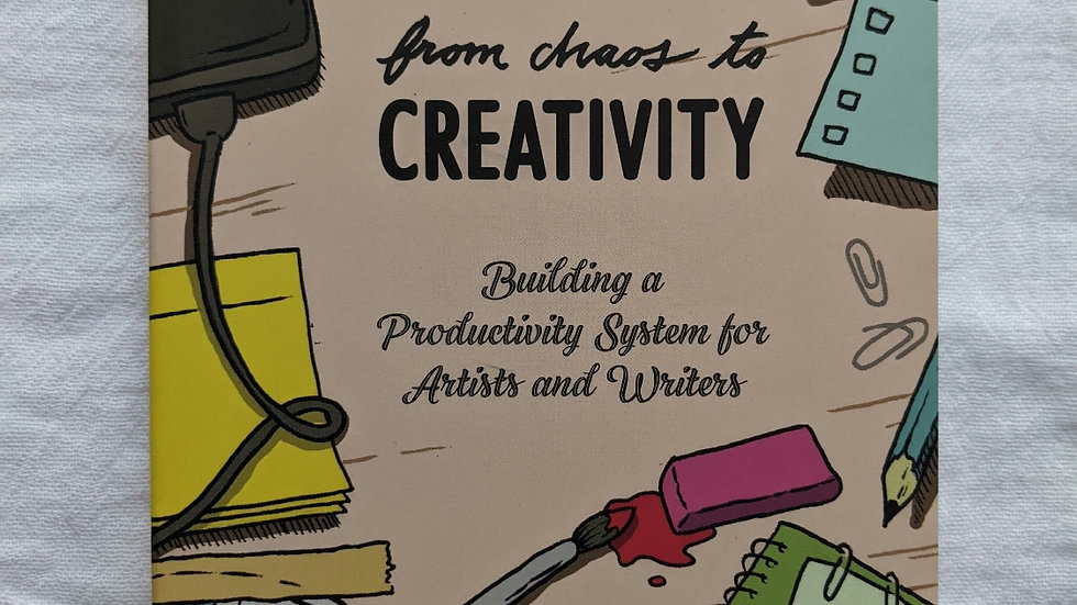 Books | From Chaos to Creativity