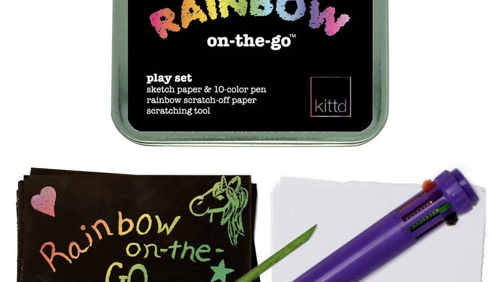 Games   Creativity Kit • Rainbow on the go
