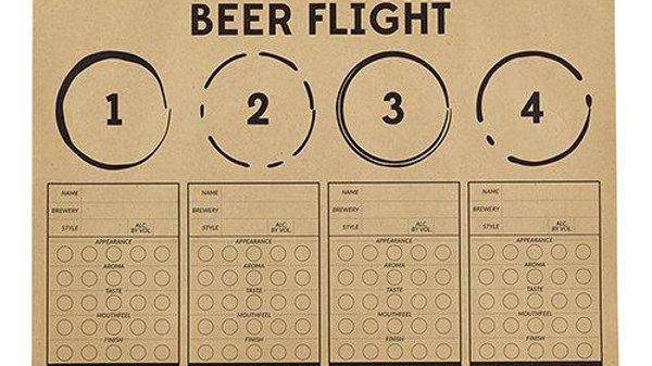 Beer Flight Placemats