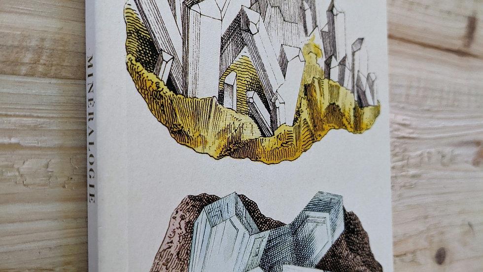 Mini Notebook • Mineralogy Grid Paper