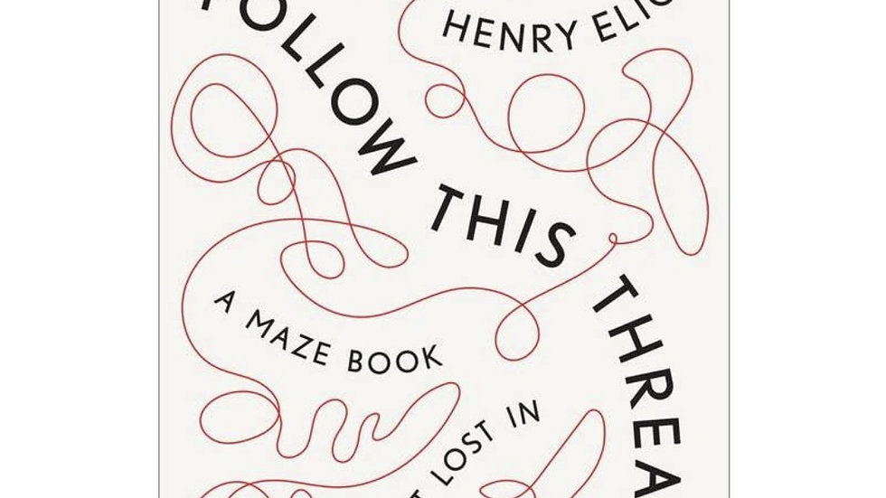 Books   Follow this Thread • A Maze Book to Get Lost In
