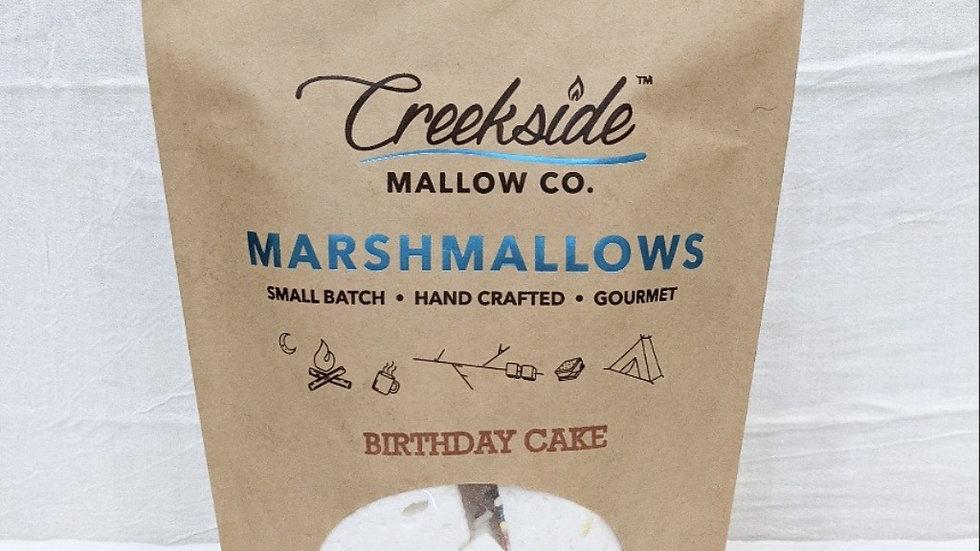 Creekside Gourmet Mallows | Birthday Cake