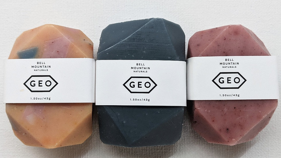 Mini Soap Set of 3   Moroccan Indulgence