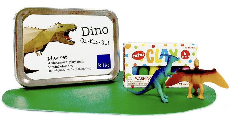 Games   Creativity Kit • Dino Modeling Magic Clay