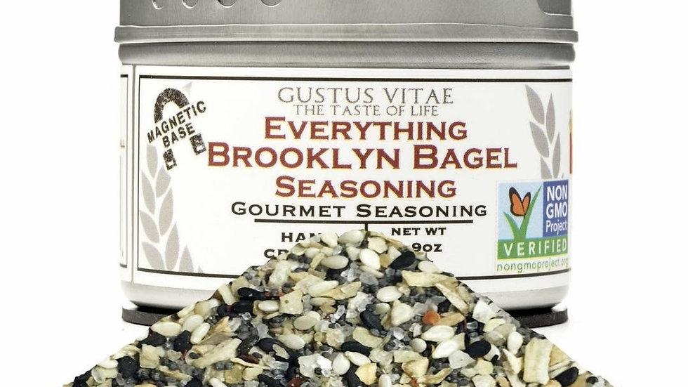 Seasoning   Everything but the Brooklyn Bagel